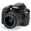 Nikon-D3400-Front-side